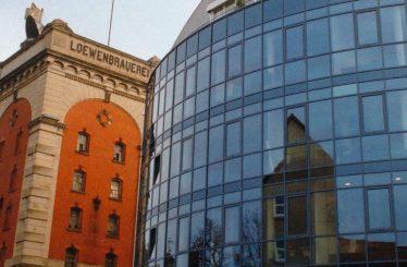 Aussenfassade der Chirurgie im Stühlinger, einer Klinik in Freiburg, die sich u.a. auf Handchirurgie spezialisiert
